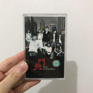 The Outsider Original Soundtrack Kaset