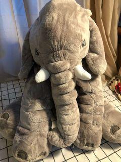 大象寶寶+毛毯