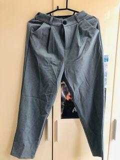 ☀️夏季灰色西裝褲 輕薄