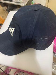 正品愛迪達帽子 深藍色