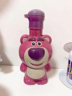 熊抱哥迪士尼 水壺