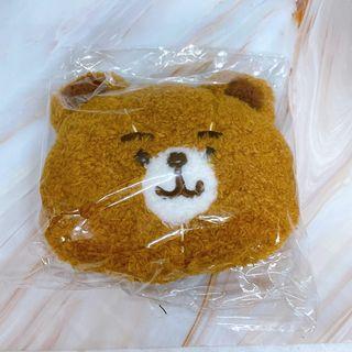 全新現貨 卡娜赫拉X泰迪熊聯名 伊豆限定 泰迪熊博物館 票卡包