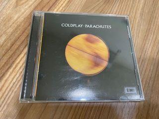 酷玩樂團 降落傘 COLDPLAY PARACHUTES