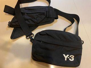 Adidas Y-3 側背 腰包 FH9244