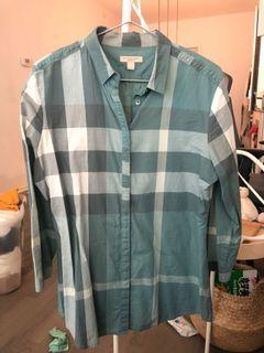 Burberry Women's shirt - green