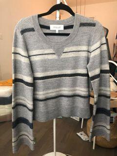 Derek Lam Gray Sweater