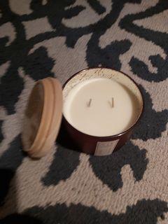 FOG SAND cinnamon vanilla candle