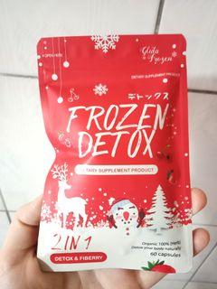 【看圖】泰國Frozen Detox 莓果排毒