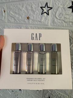 GAP Fragrance Rollerball Set of 4