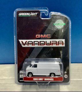 Greenlight 1983 GMC Vandura