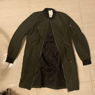 H&M bomber jacket outercoat