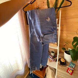 Jayjays ripped pants