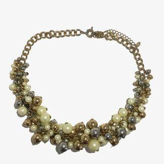 Kalung Emas Besar Zara Fashionable