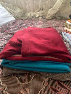 Men's T-shirt,shirt and pants