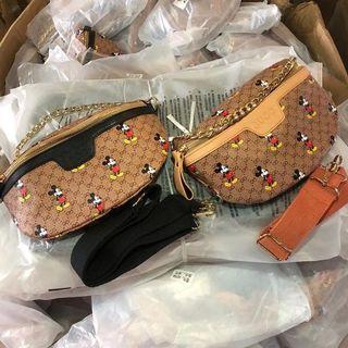 Mickey waistbag sales