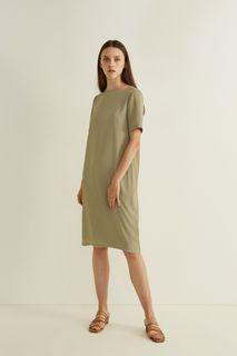 OSN Two-Way Shift Dress (Green)
