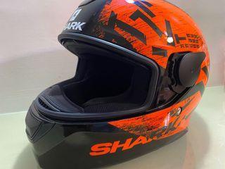SHARK D-SKWAL HIWO全罩安全帽