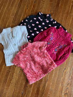 Size 5T clothing lot