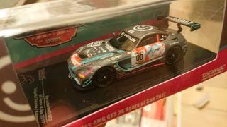Tarmac works HOBBY64 MERCEDES-AMG GT3 24 Hours of SPA 2017 Taiwan Exclusive Model 初音拉花 限定1968架