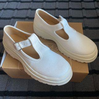 Urban Outfitters Chunky canvas shoes
