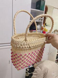 手工編織包