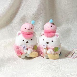 角落生物 日本音樂會限定 白熊 手玉 全新有牌  ♡日本正品♡
