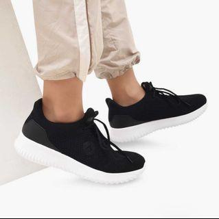 Airwalk Men Black Sneakers