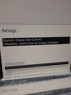 Aseop quench classic skin care kit