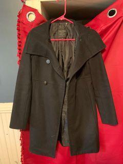 Babaton Wool Trench Coat