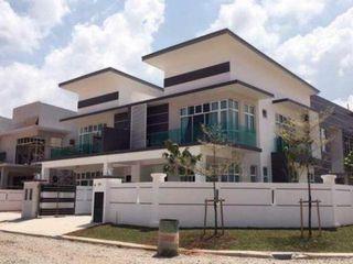 Dekat Putrajaya rumah 28X70 harga dari RM388K percuma cash RM50K (Freehold)
