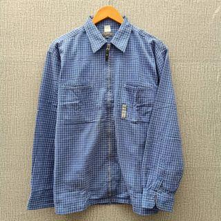 EQUATORIAL kemeja flannel shirt