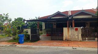 For Sale❗ Teres Setingkat Corner Lot Green Villa, Seksyen 30, Shah Alam