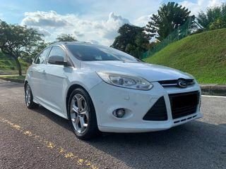FORD FOCUS 2.0 Ti-VCT SPORT PLUS HATCHBACK FULL LOAN