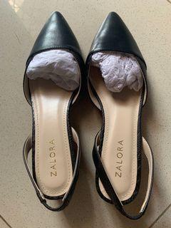 (FREE ONGKIR) Sepatu Hak Zalora Heels Wedges