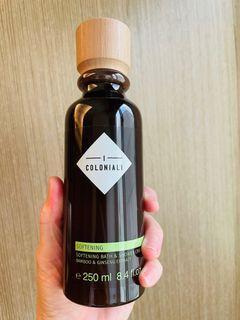 洗澡的☺️全新I COLONIALI 伊蔻妮雅放鬆保濕沐浴乳(竹、人蔘)超級療癒的味道#不鬆懈
