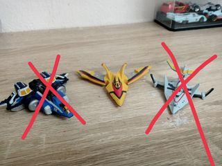 Jets Fighter Ultraman Tiga , Dyna , Nexus.