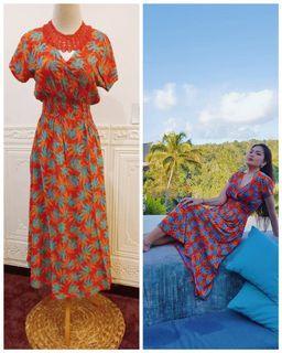 KAINONA LONG DRESS