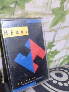Kaset pita heart
