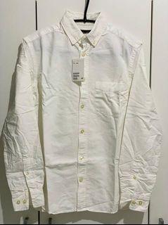 Kemeja Putih H&M baru