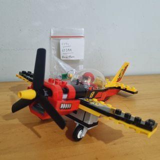 LEGO 60144 City Race Plane