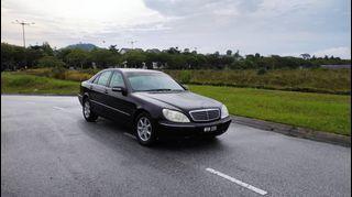 Mercedes Benz S280