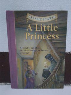 Novel english a little princess