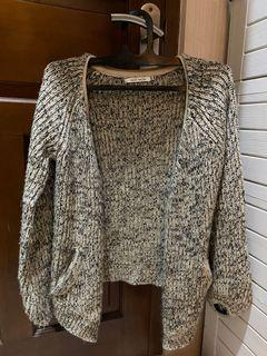 Sweater knit - Outer