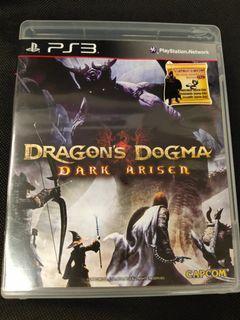 💖PS3💖 Dragon's Dogma DARK ARISEN龍族教義 美式角色扮演遊戲,採用開放式世界與高自由道👍💙結合日式動作遊戲玩法 Capcom作品🙏💖雙雙點擊每張圖片內有介紹💖 PLAYSTATION 3