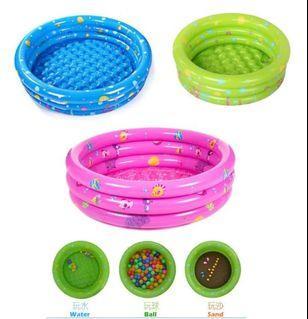 Inflatable Portable Kids Pool - Brand New