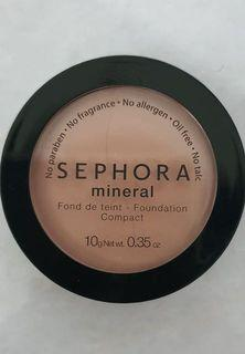 Sephora Mineral Foundation Compact 10gr