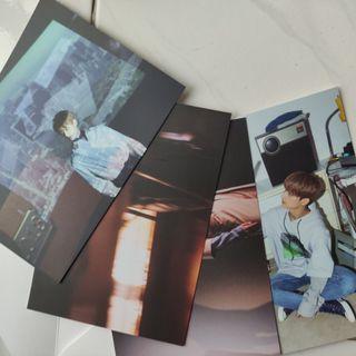 Seventeen Jun Director's Cut Postcard set