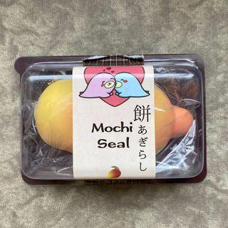 [ULTRA RARE] Puni Maru / Punimaru Jumbo Mochi Seal Mango Squishy Licensed