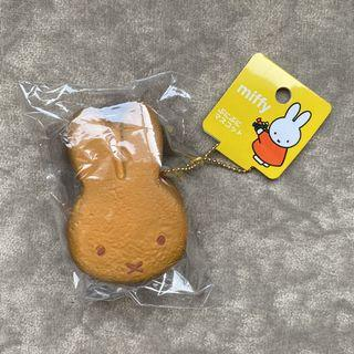 [ULTRA RARE] Miffy Original Cookie Sandwich Rabbit Squishy Licensed