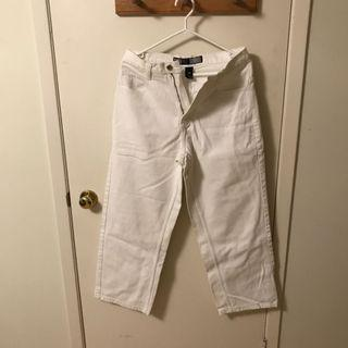 White Pants 32 x 32